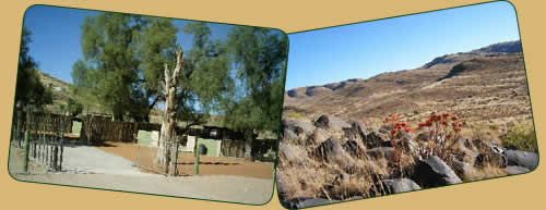 self catering accommodation namibia